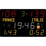 Scoreboard for multisport Pro range 452 MB 7100 FIBA