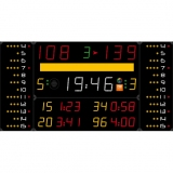 Scoreboard for multisport Pro range 452 MB 3123 FIBA