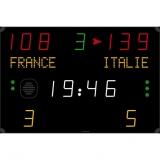 Scoreboard for multisport compact range 452 MS 3100