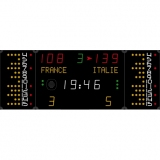 Scoreboard for multisport compact range 452 MS 3120