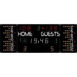 Scoreboard for multisport compact range 452 MS 3020