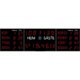 Scoreboard for basketball 3x3 range 452 XME 3020-13 - FIBA