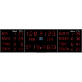 Scoreboard for basketball 3x3 range 452 XME 3120-13 - FIBA