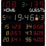 Multisport scoreboard 452 MB 3004