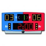 Wrestling scoreboard L-TOP/B