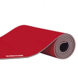 Roll-up tumbling track
