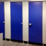 Modular walls ALGE series for locker-rooms