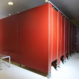 Rotation cabins for locker-rooms CRL/14FG series