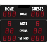 Scoreboard for cricket outdoor range FCB 18