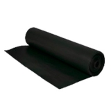 Flooring for Gyms and Weightlifting halls SG6 REEL BLACK FLOOR