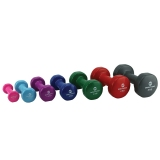 DUMBELLS VINYL V - Inventory for fitness