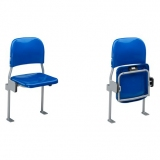 Stadium seats SR-S16M floor fixing - UEFA recommended and FIBA approved