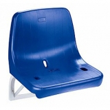 Stadium seats M2003 Metallic console - FIBA FIFA UEFA approved