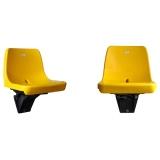 Stadium seats M2003 Polyamide console - FIBA FIFA UEFA approved