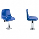 Stadium seats M2003 Single stand - FIBA FIFA UEFA approved
