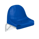 Stadium seats M2002 SESTA metallic console - FIBA FIFA UEFA approved
