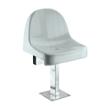 Stadium seats M2002 SESTA single stand - FIBA FIFA UEFA approved