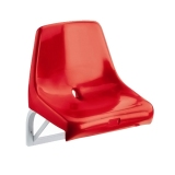 Stadium seats M96 metallic console - FIBA FIFA UEFA approved