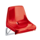 Stadium seats M2008 metallic console - UEFA recommendations and FIBA approved