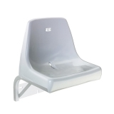 Stadium seats M2009-M2009 SMALL metallic console - UEFA recommendations and FIBA approved