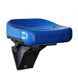 Stadium seats M2004 SEST polyamide console - FIBA approved