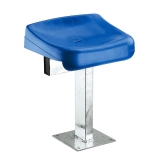 Stadium seats M2004 SEST single stand - FIBA approved