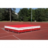High jump school landing area W-435