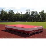 High jump club monocube landing area W-536-B
