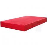 High jump school landing area made of mats W-536-S
