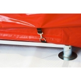 High jump waterproof cover for landing area P-4255