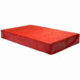 High jump waterproof cover for landing area P-536