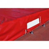 High jump waterproof cover for landing area P-536-B