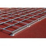 High jump modular platforms safety guards for landing area NZ14-SW5x3