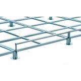 High jump modular grid platform for landing area SW-6x3
