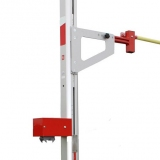 Pole vault competition electric stand STT11-65E - IAAF approved