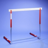 Competition collapsible steel aluminium hurdle PP-171 - IAAF approved