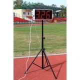 Competition countdown timer for athletics events ZEP
