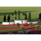 Competition winners platform for athletics events WP-04