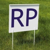 Record marker for throwing athletic events RP-S291