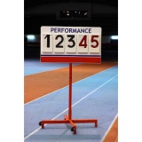 Performance board for athletic events T5-S273