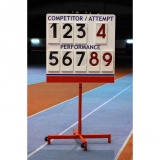 Performance board for athletic events T9-S271