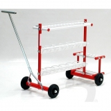 Athletics inventory combo rack CR-3s-W