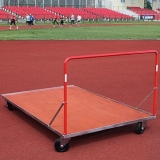 Athletics inventory universal cart S15-482