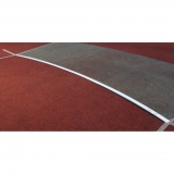 Javelin athletics stop board PDO14-S0457 - IAAF approved