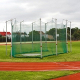 Discus throwing athletics safety cage KLD-5-A - IAAF approved