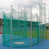 Hammer throw competition safety cage KLM-7/10-A - IAAF approved