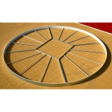 Shot put competition circle S-243 - IAAF approved