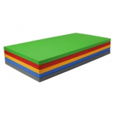 Mats for Schools Gym Exercises Head (coated)