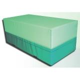 Vaulting foam cube for Schools Gym Spike Flex