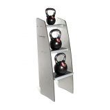 KETTLEBELLS COMPACT RACK for fitness and weightlifting